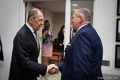 Szefowie dyplomacji Polski i Rosji rozmawiali o OBWE
