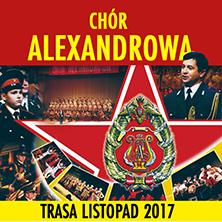 Chór Alexandrowa – największe  rosyjskie wydarzenie muzyczne w Polsce!