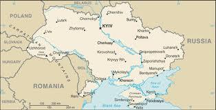 Władze Ukrainy oceniają spadek PKB