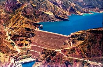 Tadżykistan wycenił koszty remontu Nureckiej Hydroelektrowni