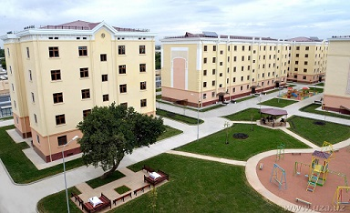 W 2030 roku wszyscy obywatele Uzbekistanu będą mieć przyzwoite warunki mieszkalne