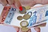 Białorusini wydają 14 rubli dziennie