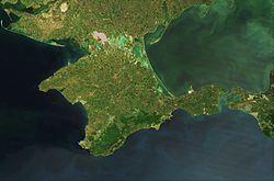 Ukraina zamyka wjazd na Krym
