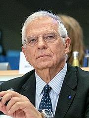 Borrell skomentował rosyjskie sankcje wobec UE