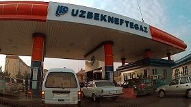 W Uzbekistanie w 2019 roku skradziono gaz o wartości prawie 0,5 miliona dolarów