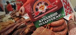 Białoruskie produkty żywnościowe podbijają świat arabski
