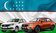 Uzbekistan stał się liderem w imporcie rosyjskich samochodów spoza EUG