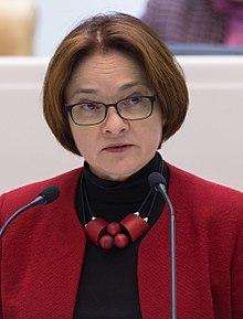 Nabiullina: Federacja Rosyjska ma wystarczające rezerwy na wszelkie scenariusze geopolityczne