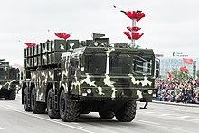 Białoruskie rakiety dla wszystkich