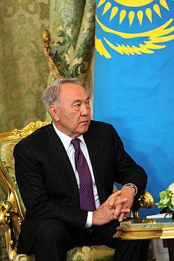 Nazarbajew przewiduje zbliżenie między Eurazjatycką Unią  Gospodarczą i UE