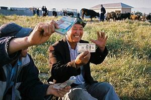 Uzbecy pokochali dewizy