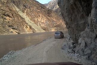 Chiny odbudują drogi w Tadżykistanie