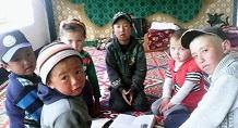 Ponad połowa dzieci w Kirgistanie żyje w biedzie