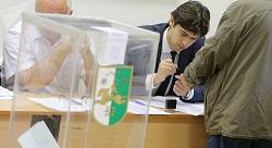 Frekwencja podczas wyborów prezydenckich wyniosła 56 proc.