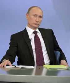 Putin wskazał cele Rosji do 2030 roku