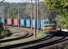 Przewozy tranzytowe towarów kolejami białoruskimi wzrosły o 11 proc.