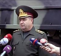 Ukraina potrzebuje podwoić wydatki na wojsko