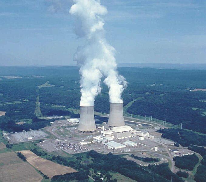 Ukraina coraz bardziej zależna od atomu